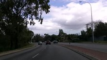 File:Great Eastern Highway down Greenmount.ogv