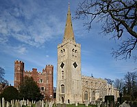 Great Tower and St.Mary's church - geograph.org.uk - 731862.jpg