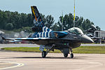 Greek F-16 Demo Team Zeus @ Riat 2015 (20209624105).jpg