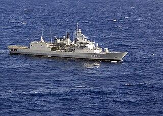 <i>Hydra</i>-class frigate