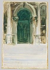 Green Door, Santa Maria della Salute
