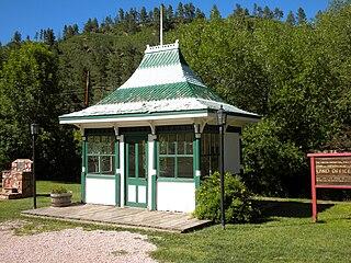 Green Mountain Falls, Colorado Statutory Town in Colorado, United States