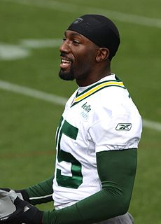 Greg Jennings American football wide receiver