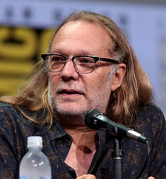 Greg Nicotero - Nicotero at the San Diego Comic-Con International in 2017