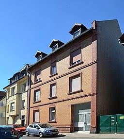 Fabriciusstraße in Frankfurt am Main