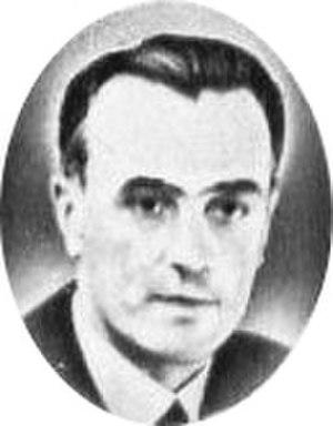 Grigore Gafencu - Image: Grigoregafencu