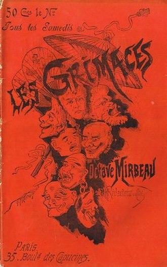 Octave Mirbeau - Les Grimaces (1883)