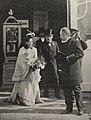 Großherzogin von Baden auf der Düsseldorfer Ausstellung, Foto Julius Staegemann, 1904.jpg