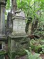 Grob Abrahama Szaloma Frydberga-Grave of Abraham Szalom Frydberg.JPG