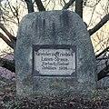 Grossherzog-Friedrich-Luisen-Strasse Gedenkstein Forbach IMGP8218.jpg