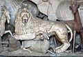 Grotta degli animali, centro, scuola del tribolo, leone.JPG