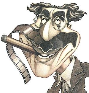 Schauspieler Groucho Marx