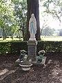 Gué-d'Hossus (Ardennes) statue de la Vierge.JPG