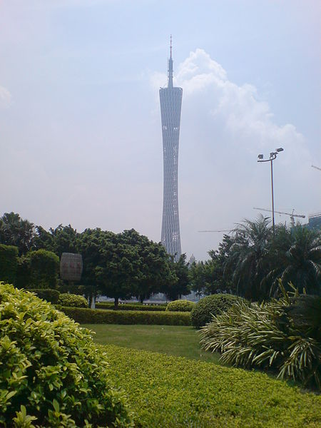پرونده:Guangzhou TV & Sightseeing Tower.jpg