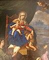 Guercino, madonna col bambino e santi, 1661, genova 03.JPG
