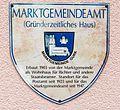 Gurk Dr-Schnerich-Strasse 12 Marktgemeindeamt Gedenktafel 13062017 9445.jpg