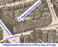 Hôpital Ste Catherine sur plan Turgot.png