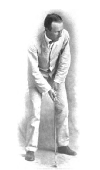 H. J. Whigham - Image: H. J. Whigham, golfer and writer