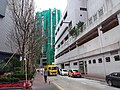 HK 北角 North Point Estate Lane green December 2018 SSG 02.jpg