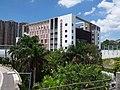 HK Bus 962 view 屯門公路 Tuen Mun Road 青山灣段 Castle Peak August 2018 SSG Shun Tak Fraternal Association Lee Kam Primary School 順德聯誼總會李金小學 03.jpg
