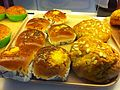 HK CWB Yee Wo Street 大班麵包西餅 TaiPan bakery breads 001 Sept-2013.JPG