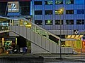 HK Central Connaught Road evening footbridge China Insurance Group Building Sept-2013.JPG