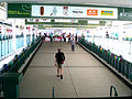 HK Central Star Ferry Pier Sunday Market Footbridge 1 a.jpg
