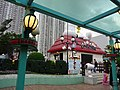 HK Shatin 史諾比開心世界 Snoopy's World red roof big house n lamps May-2016 DSC.JPG
