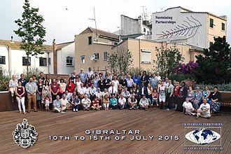 UK Overseas Territories Conservation Forum - HMGOG UKOTCF 2015 Gibraltar Conference Participants