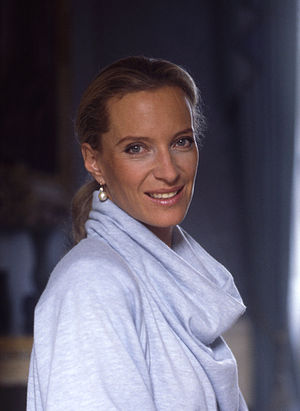 Princess Michael of Kent - 1999 portrait of Princess Michael by Allan Warren