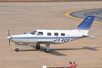 Piper PA-46 - PA-46-350P Malibu Mirage