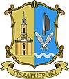 Huy hiệu của Tiszapüspöki