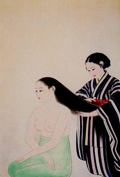 File:Hair by Kobayashi Kokei (Eisei Bunko).jpg