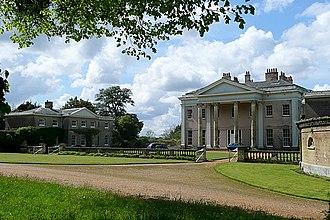 Hale, Hampshire - Hale Park House