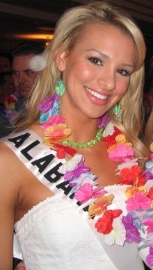 Miss Teen Alabama 2006
