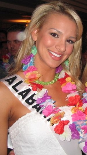 Miss Alabama USA - Haleigh Stidham, Miss Alabama USA 2006
