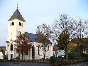 Hallschlag - Parish church