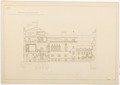Hallwylska palatsets fasad mot Hamngatan, ritning 1897 - Hallwylska museet - 101111.tif