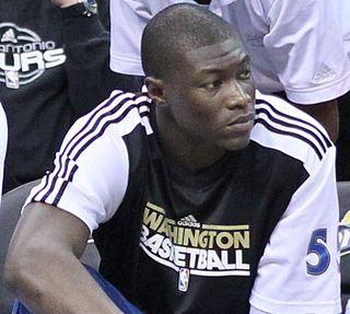 Hamady NDiaye Senegalese basketball player