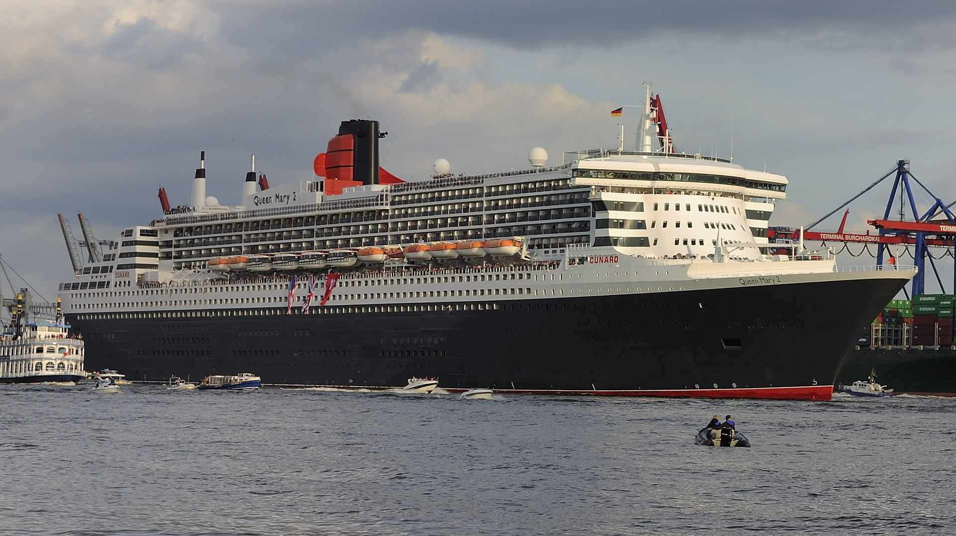 Queen Mary 2 – Wikipedia