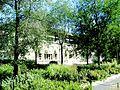 Hamilton Park Fieldhouse, South Side 1.JPG