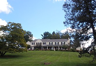 Hampton, Maryland - Typical residence in Hampton