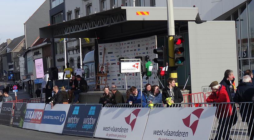 Harelbeke - Driedaagse van West-Vlaanderen, etappe 1, 7 maart 2015, aankomst (A11).JPG