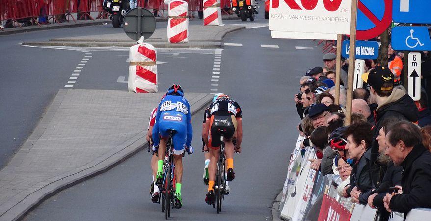 Harelbeke - Driedaagse van West-Vlaanderen, etappe 1, 7 maart 2015, aankomst (A52).JPG