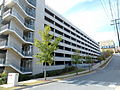 Harmon Avenue Garage, University of Arkansas, Fayetteville, Arkansas.jpg