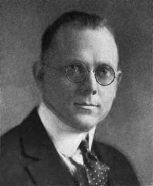 Harold G. Mosier - circa 1921
