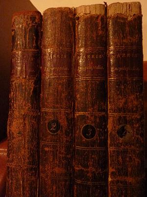 Minor Encyclopedia - Harris' Minor Encyclopedia, 1803