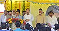 Harsh Vardhan addressing the after unveiling the corner stone for ESSO - NIOT campus, at Chittedu, in Nellore District, Andhra Pradesh. The Union Minister for Urban Development.jpg
