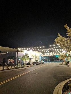 Downtown Hartsville, SC