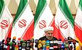 Hassan Rouhani press conference after his election as president 18.jpg